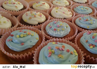 Cupcakes podle Lukyho
