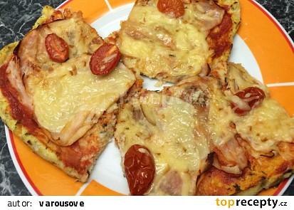 Květáková pizza bez výčitek