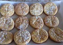 Mrkvovo-tvarohové sušenky