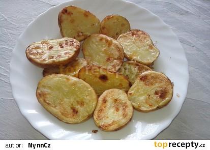 Pečené brambory přílohové
