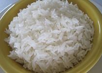 Rýže z čínské restaurace
