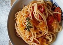 Špagety se špagetovou dýní