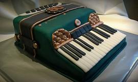 Dia dort akordeon