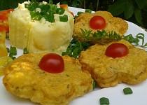 Kedlubny v sýrovém těstíčku