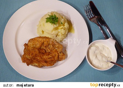 Rychlé kuřecí řízky