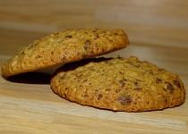 Čokoládové sušenky I.