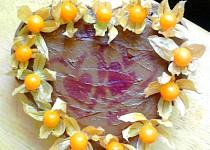 Zdravý narozeninový dort (vegan)