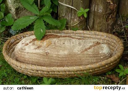 Grahamový chleba (100% celozrnný)