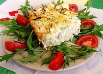 Kapusta zapečená s rýží a tofu