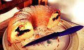 Úžasně rychlá tvarohová buchta s povidlím, chuť jako koláče, hned hotová