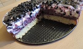 Borůvkový dortík 2