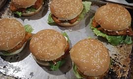Kuřecí burger