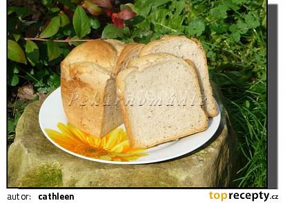 Podzimní jogurtový chleba