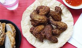 Šantungská kuřecí křídla