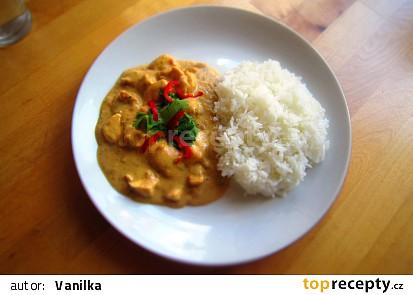 Asijské kuřecí karí