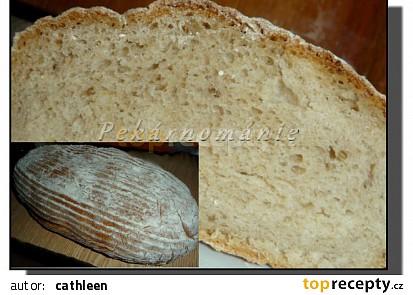 Bramborový chléb s kyškou