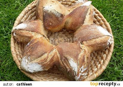 Chleba - hvězda