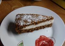 Dietní mrkvový koláč