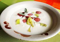 Krémová tykvová polévka