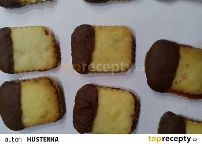 Prababiččino linecké cukroví