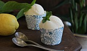Zmrzlina z citronového krému (Lemon Curd)