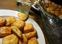 Máslové sušenky s parmazánem