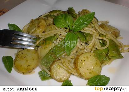 Špagety po janovsku