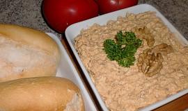 Sýrová pomazánka z Isfahánu