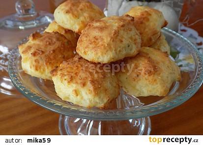 Bleskové sýrové bochánky