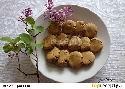 Gofio sušenky ze tří ingrediencí