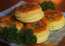 Kefírové etážky se sýrem