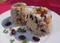 Letní rychlé  rizoto