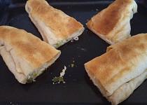 Rychlý sýrový závin