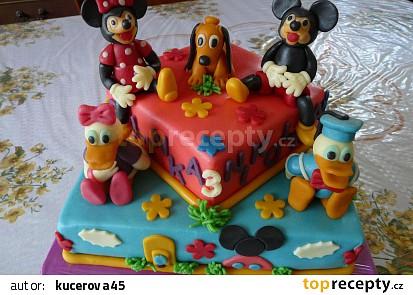 Dort Mickeyho klubík