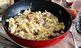 Míchaná vejce