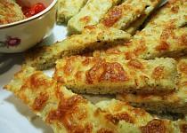 Řezy z quinoy - základ pro bezlepkovou pizzu