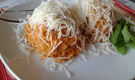 Rýžové rizoto s mletým masem