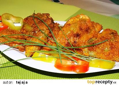 Smažené papriky