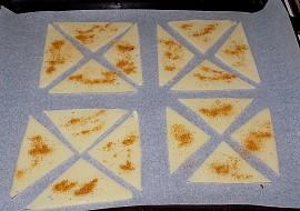 Sýrové trojúhelníčky