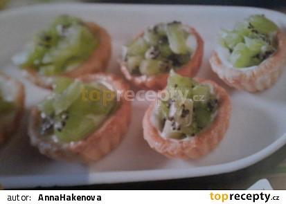 Vynikající kiwi košíčky