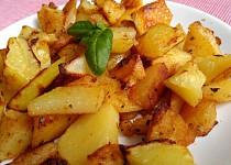 Bazalkovo - tymiánové brambory