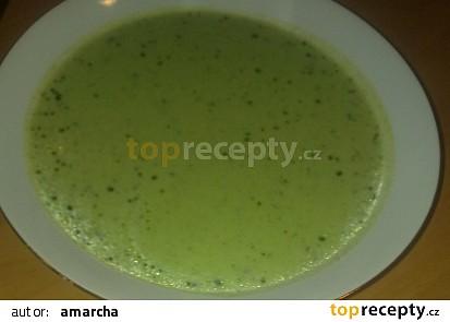 Brokolicový krém
