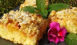 Jablkový koláč z kyšky