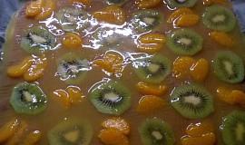 Mandarinkové -(kiwi) kostky