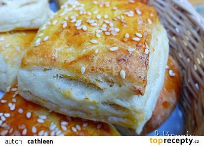 Máslové bramborové pagáčky