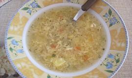 Uzená polévka se zeleninou