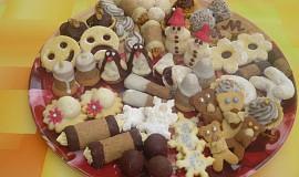 Vánoční cukroví  2014