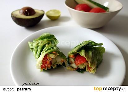 Zeleninové závitky