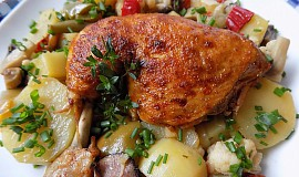 Kuře z tlakáče