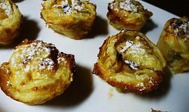 Štrúdl v muffinách